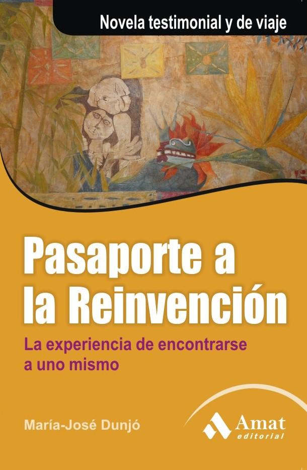 Portada Pasaporte a la Reinvención
